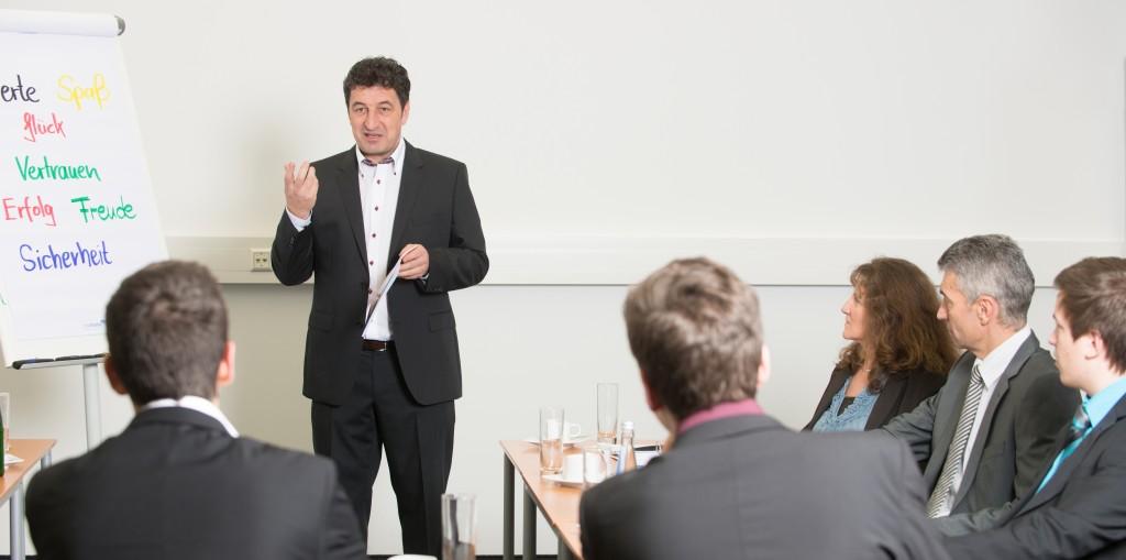 Ulrich Metzger Erfolgreich Präsentieren